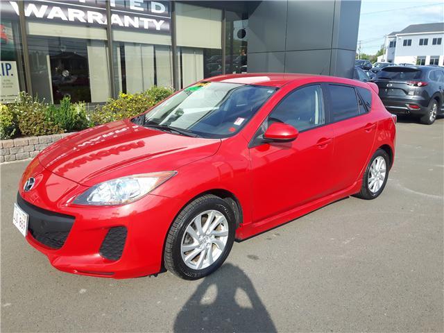 2012 Mazda Mazda3 GS-SKY (Stk: 18198A) in Fredericton - Image 1 of 11