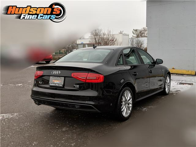 2015 Audi A4 2.0T Komfort plus (Stk: 03995) in Toronto - Image 6 of 20