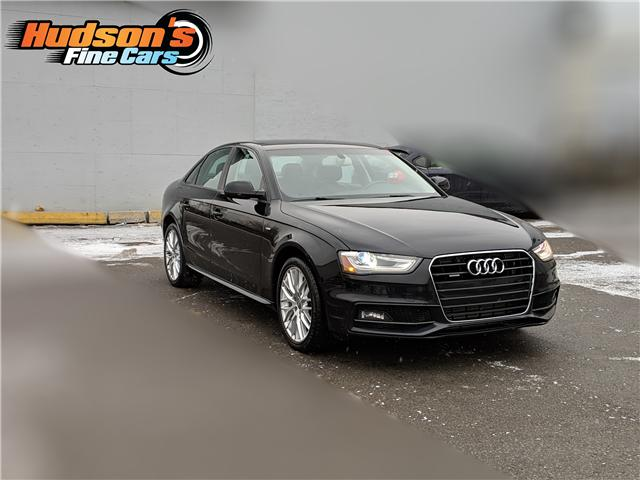 2015 Audi A4 2.0T Komfort plus (Stk: 03995) in Toronto - Image 4 of 20