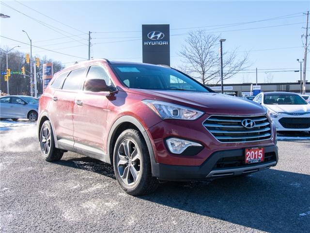 2015 Hyundai Santa Fe XL Base (Stk: R95121A) in Ottawa - Image 1 of 12