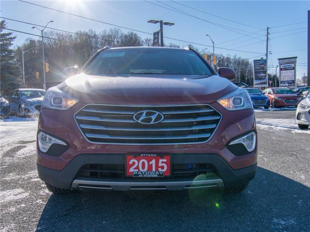 2015 Hyundai Santa Fe XL Base (Stk: R95121A) in Ottawa - Image 2 of 12
