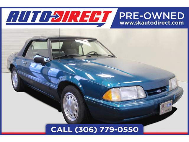 1993 Ford Mustang LX (Stk: P152844) in Regina - Image 1 of 14