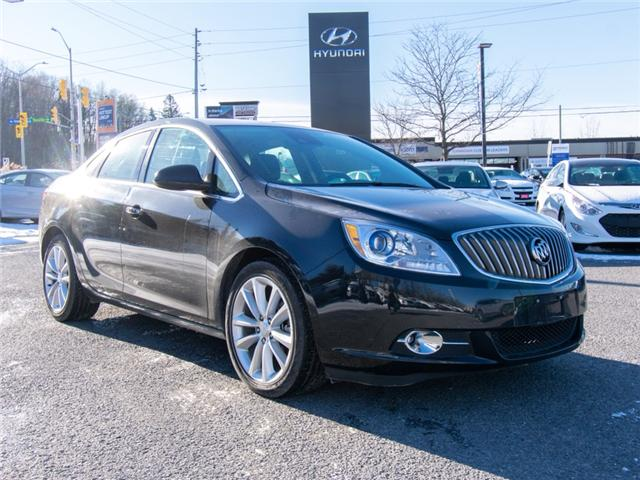 2014 Buick Verano Leather Package (Stk: R95066B) in Ottawa - Image 1 of 12