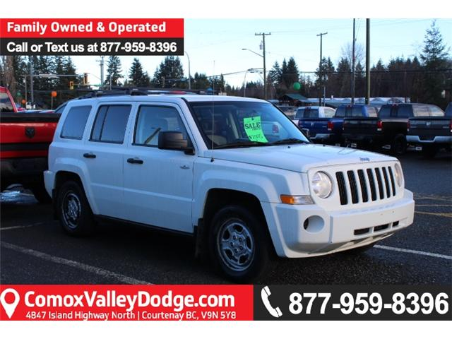 2009 Jeep Patriot Sport/North (Stk: S212896B) in Courtenay - Image 1 of 10