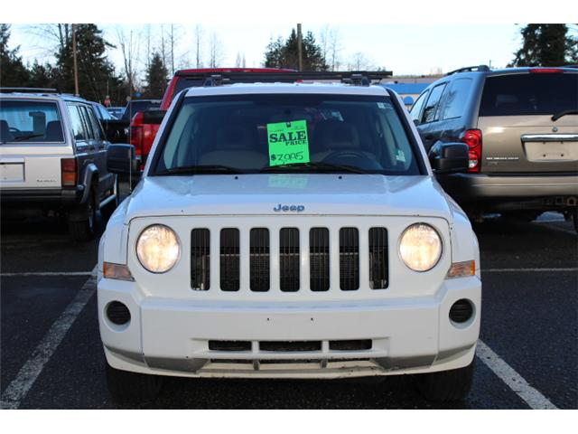 2009 Jeep Patriot Sport/North (Stk: S212896B) in Courtenay - Image 6 of 11