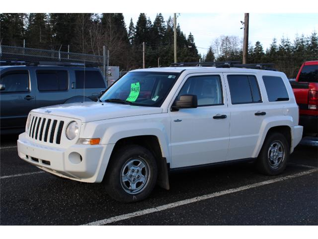 2009 Jeep Patriot Sport/North (Stk: S212896B) in Courtenay - Image 2 of 10