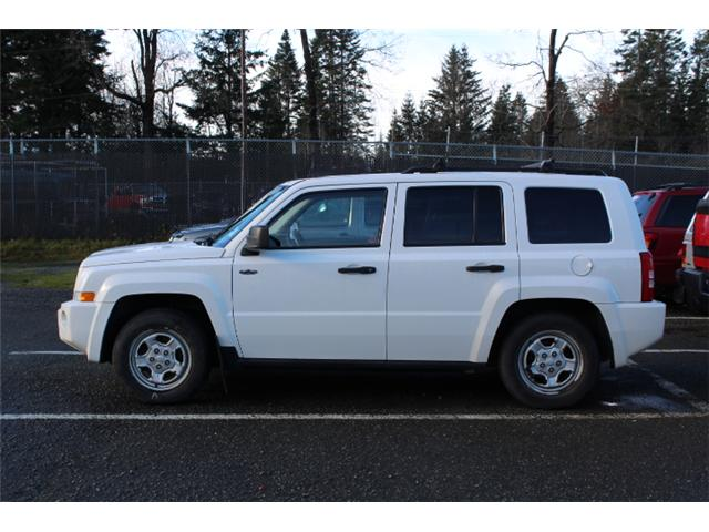 2009 Jeep Patriot Sport/North (Stk: S212896B) in Courtenay - Image 9 of 11