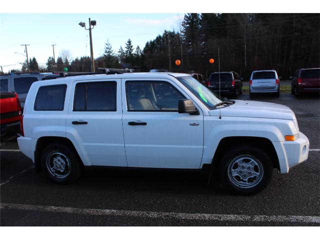 2009 Jeep Patriot Sport/North (Stk: S212896B) in Courtenay - Image 7 of 11