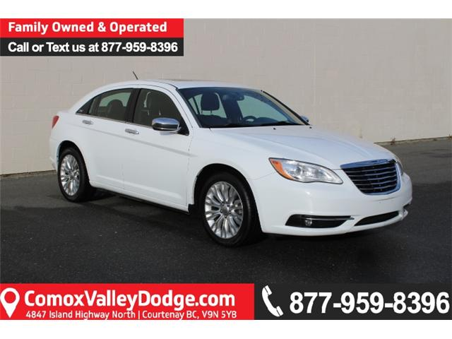 2014 Chrysler 200 Limited (Stk: S349670A) in Courtenay - Image 1 of 30