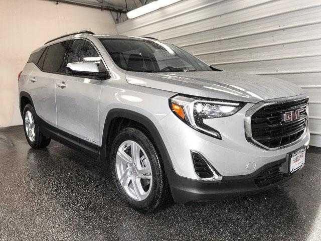 2018 GMC Terrain SLE (Stk: 8T52280) in North Vancouver - Image 2 of 7