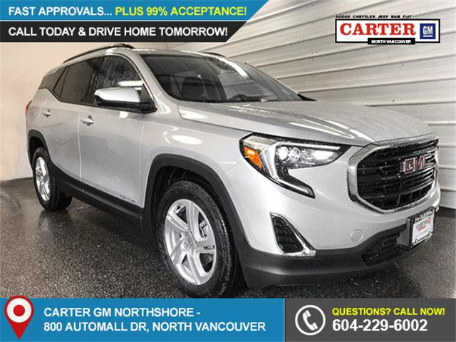 2018 GMC Terrain SLE (Stk: 8T52280) in North Vancouver - Image 1 of 7