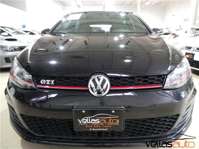 2015 Volkswagen Golf GTI  (Stk: NP1553) in Vaughan - Image 2 of 28