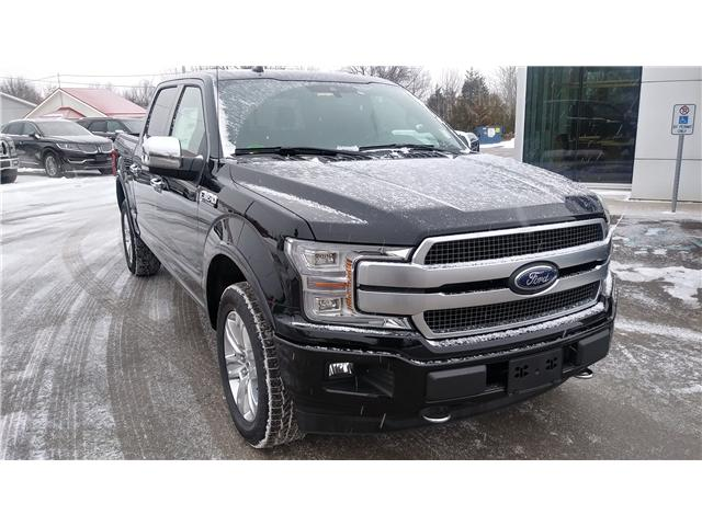 2019 Ford F-150 Platinum (Stk: F1142) in Bobcaygeon - Image 2 of 27