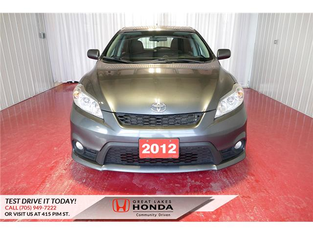 2012 Toyota Matrix Base (Stk: H6086A) in Sault Ste. Marie - Image 2 of 20