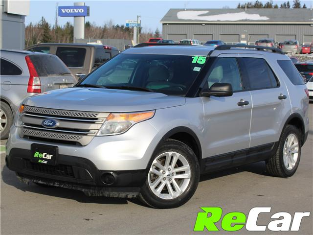 2015 Ford Explorer Base (Stk: 181234A) in Fredericton - Image 1 of 24