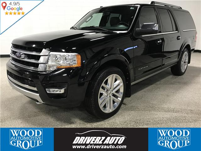 2017 Ford Expedition Max Platinum (Stk: P11891) in Calgary - Image 2 of 19