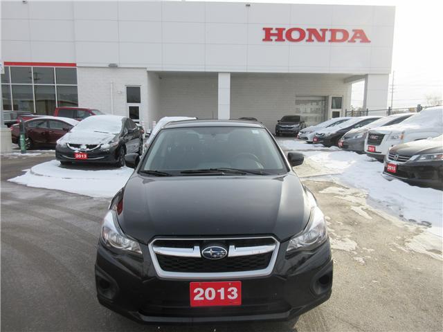 2013 Subaru Impreza 2.0i (Stk: 26261AA) in Ottawa - Image 2 of 10
