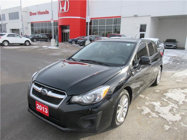 2013 Subaru Impreza 2.0i (Stk: 26261AA) in Ottawa - Image 1 of 10