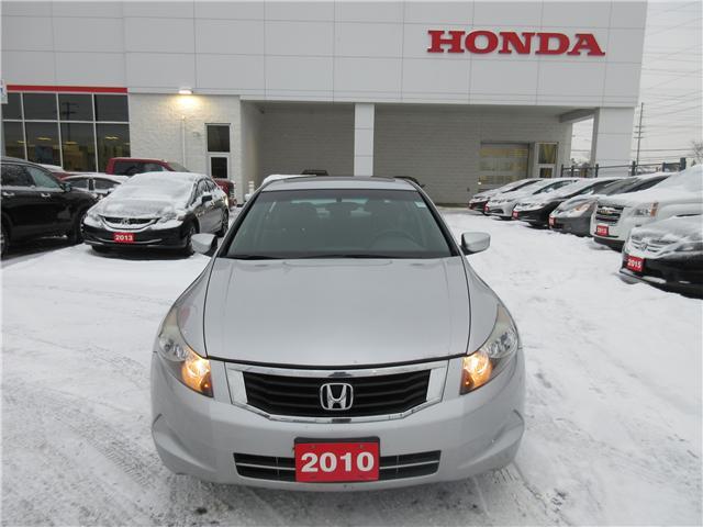 2010 Honda Accord EX (Stk: 26323A) in Ottawa - Image 2 of 11