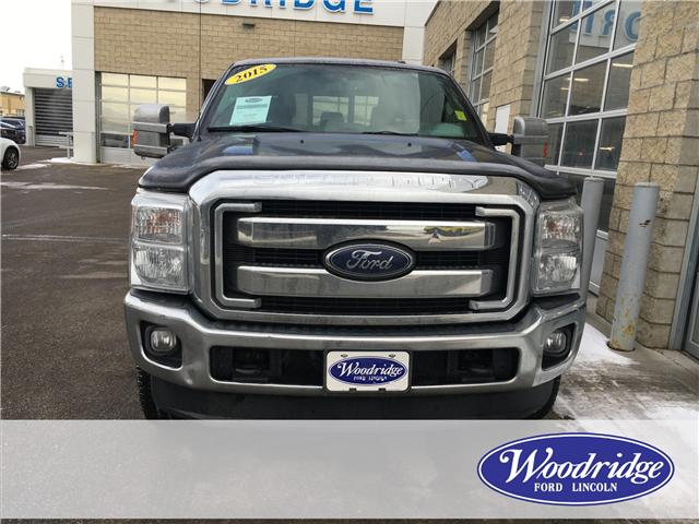 2015 Ford F-350 Lariat (Stk: K-43A) in Calgary - Image 2 of 20