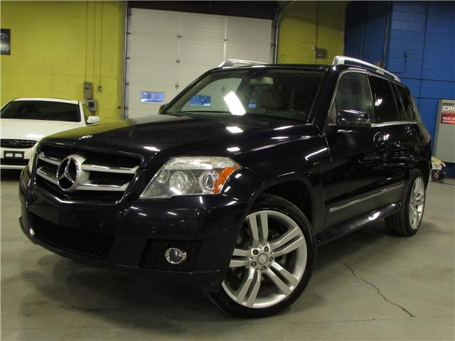 2010 Mercedes-Benz Glk-Class Base (Stk: C5486) in North York - Image 1 of 16