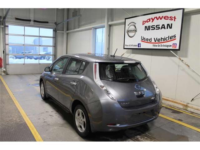 2015 Nissan LEAF SV (Stk: P0636) in Owen Sound - Image 3 of 14