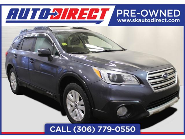 2015 Subaru Outback 3.6R Touring Package (Stk: L219803) in Regina - Image 1 of 20