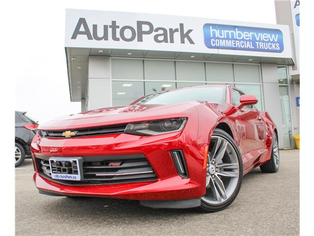 Used 2017 Chevrolet Camaro 2lt For Sale In Toronto Autopark Toronto