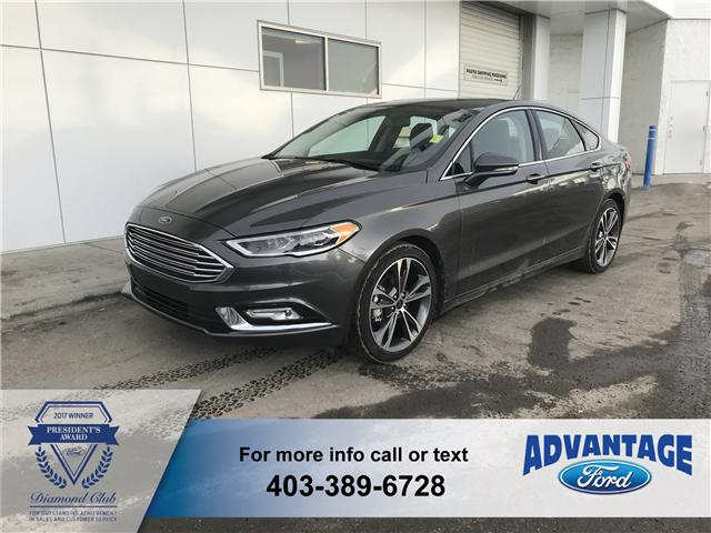 2018 Ford Fusion Titanium (Stk: 5359) in Calgary - Image 1 of 18
