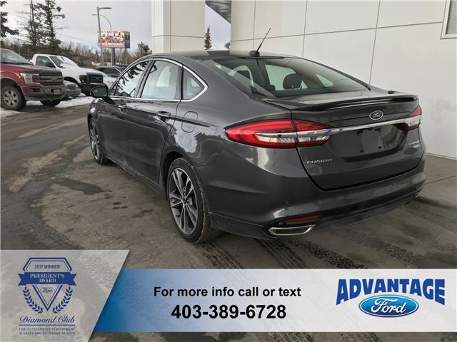 2018 Ford Fusion Titanium (Stk: 5359) in Calgary - Image 16 of 18