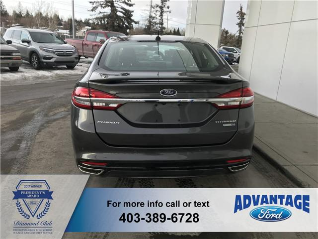 2018 Ford Fusion Titanium (Stk: 5359) in Calgary - Image 17 of 18
