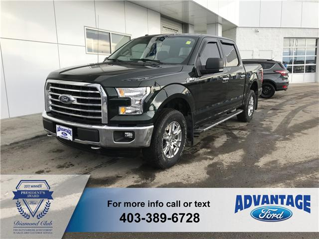 2016 Ford F-150 XLT (Stk: J-2050A) in Calgary - Image 1 of 16