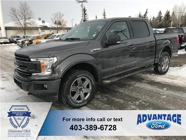 2019 Ford F-150 XLT (Stk: K-189) in Calgary - Image 1 of 5
