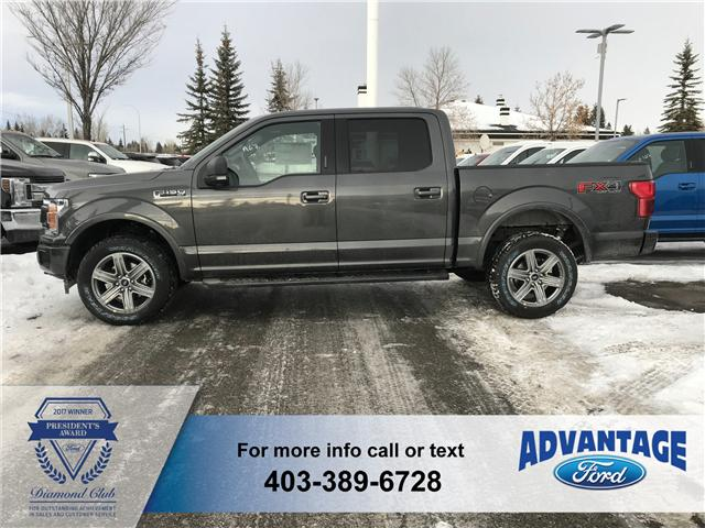 2019 Ford F-150 XLT (Stk: K-189) in Calgary - Image 2 of 5