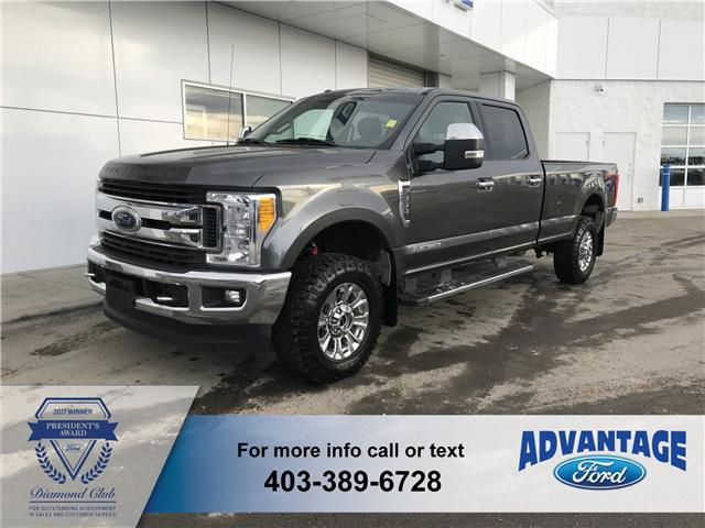 2017 Ford F-350 XLT (Stk: T22682) in Calgary - Image 1 of 15