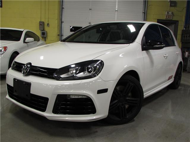 2012 Volkswagen Golf R Base (Stk: C5489) in North York - Image 1 of 21