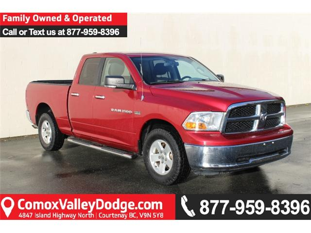 2011 Dodge Ram 1500 SLT (Stk: N569356A) in Courtenay - Image 1 of 30