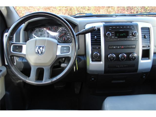2011 Dodge Ram 1500 SLT (Stk: N569356A) in Courtenay - Image 12 of 30