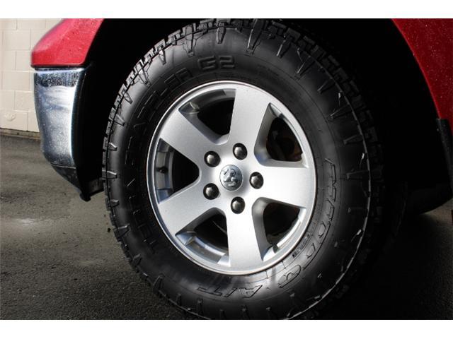 2011 Dodge Ram 1500 SLT (Stk: N569356A) in Courtenay - Image 18 of 30