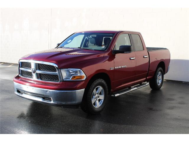2011 Dodge Ram 1500 SLT (Stk: N569356A) in Courtenay - Image 2 of 30