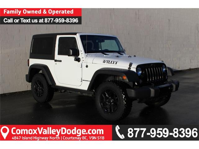 2015 Jeep Wrangler Sport (Stk: H002864A) in Courtenay - Image 1 of 30