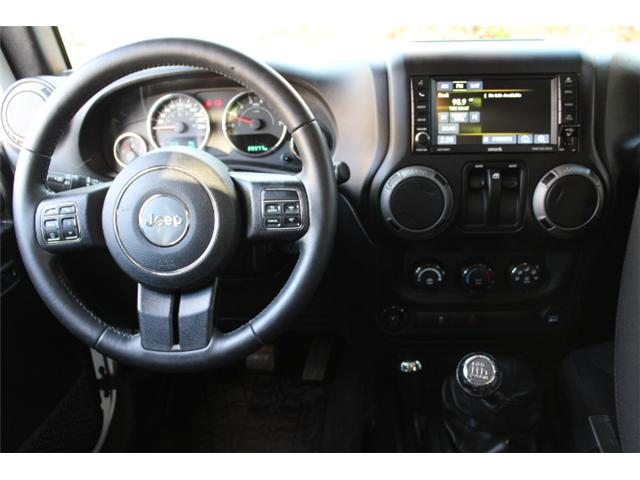 2015 Jeep Wrangler Sport (Stk: H002864A) in Courtenay - Image 13 of 30