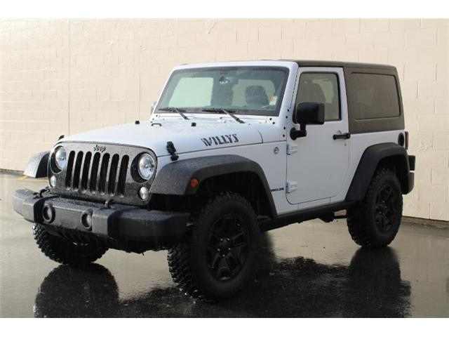 2015 Jeep Wrangler Sport (Stk: H002864A) in Courtenay - Image 2 of 30