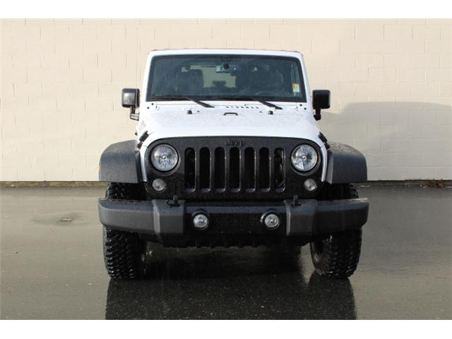 2015 Jeep Wrangler Sport (Stk: H002864A) in Courtenay - Image 25 of 30