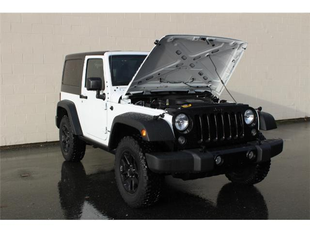 2015 Jeep Wrangler Sport (Stk: H002864A) in Courtenay - Image 29 of 30