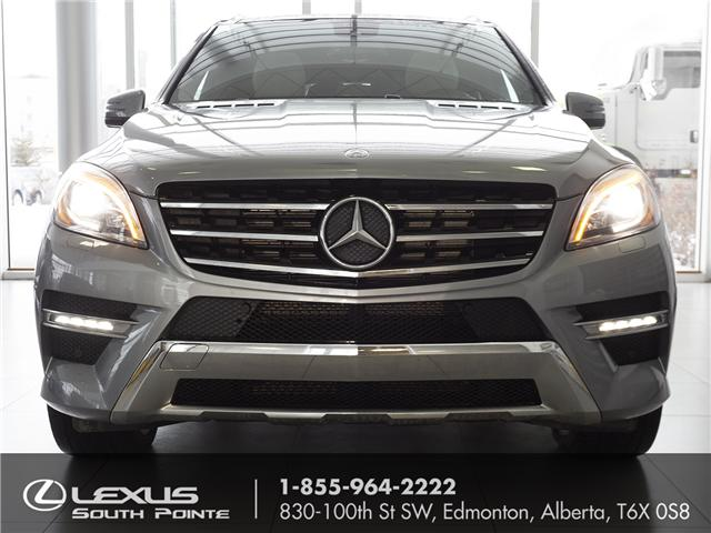 2013 Mercedes-Benz M-Class Base (Stk: L900134A) in Edmonton - Image 2 of 20