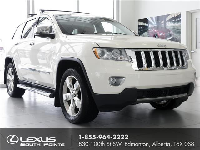 2012 Jeep Grand Cherokee Overland (Stk: L800564A) in Edmonton - Image 1 of 21