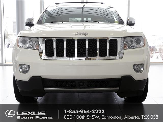 2012 Jeep Grand Cherokee Overland (Stk: L800564A) in Edmonton - Image 2 of 21