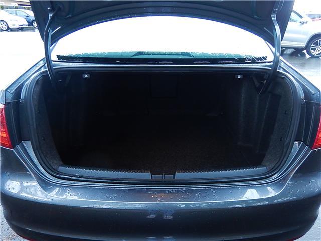 2011 Volkswagen Jetta 2.0 TDI Comfortline (Stk: VW0749) in Surrey - Image 21 of 24
