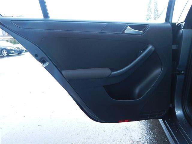 2011 Volkswagen Jetta 2.0 TDI Comfortline (Stk: VW0749) in Surrey - Image 16 of 24